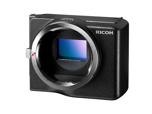 Ricoh GXR Mount Unit
