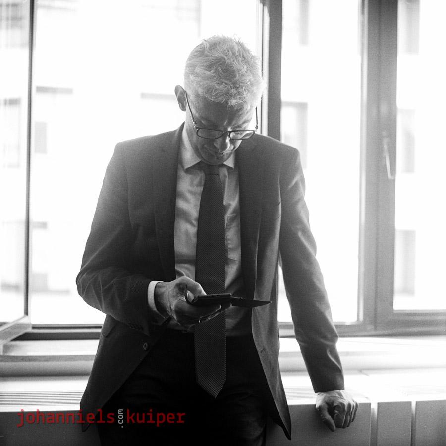 Rolleiflex Brussel burgemeester