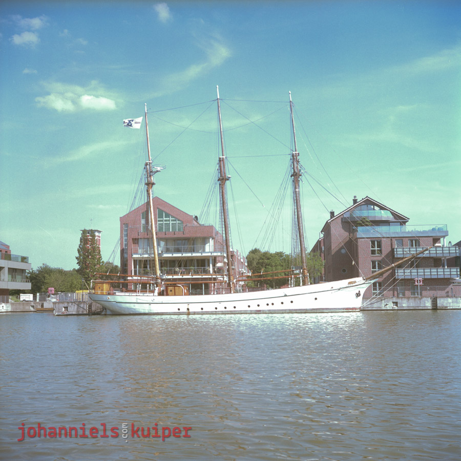 Rolleiflex Leer Duitsland schip