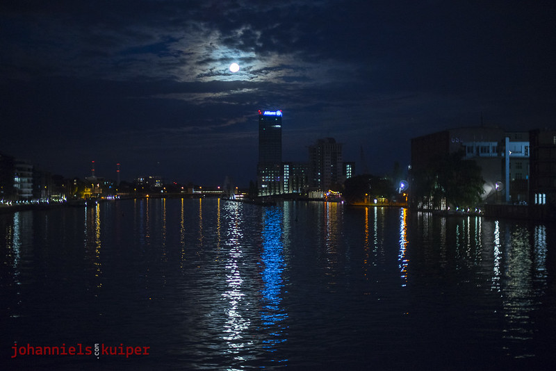 Midnight View on the Spree