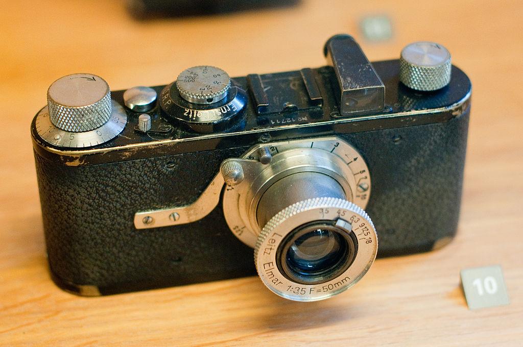 Leica I A 1926 - Musée des arts et métiers