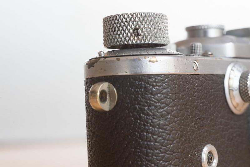 Leica no. 11378 conversion