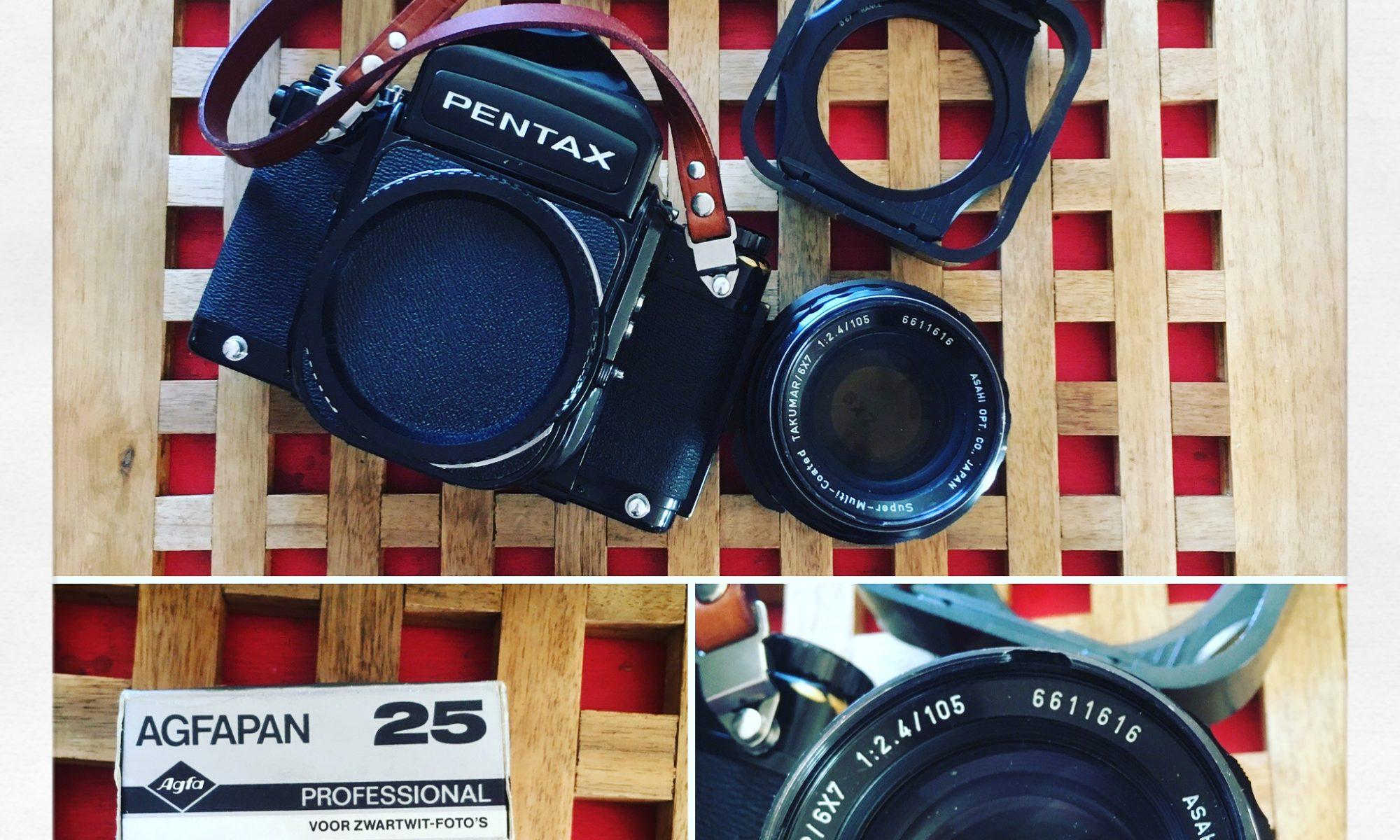 Pentax 6x7